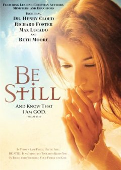 Be still and know that I am God cover image