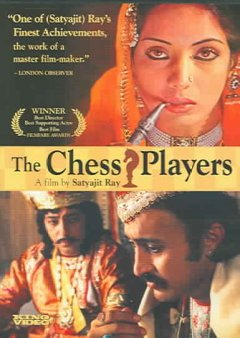 The chess players Shatranj ke khilari cover image