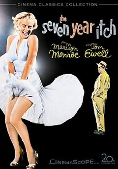 The seven year itch cover image