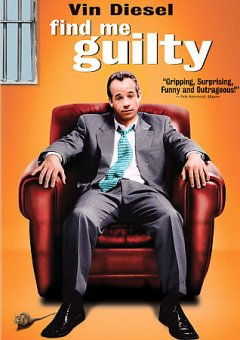 Find me guilty cover image