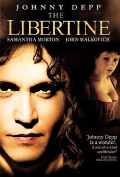 The libertine cover image