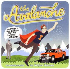 The avalanche cover image