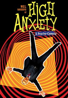 High anxiety cover image