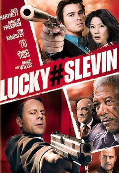 Lucky number Slevin cover image