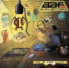 Up in the attic cover image