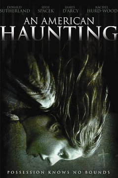 An American haunting cover image