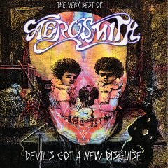 Devil's got a new disguise the very best of Aerosmith cover image