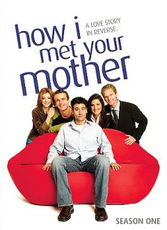How I met your mother. Season 1 cover image