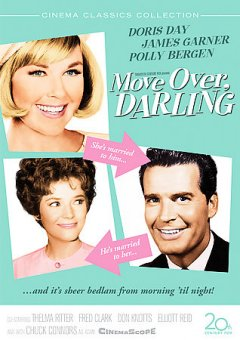 Move over, darling cover image