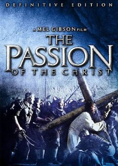 The passion of the Christ cover image