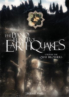 The piano tuner of earthquakes cover image
