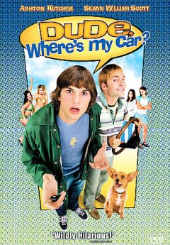 Dude, where's my car? cover image