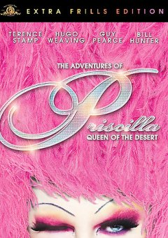 The adventures of Priscilla, queen of the desert cover image