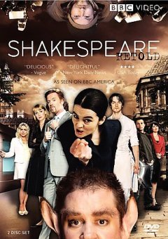 Shakespeare retold cover image