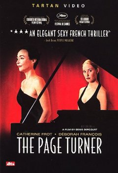 La tourneuse de pages = The page turner cover image