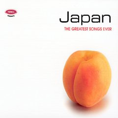 Japan the greatest songs ever cover image