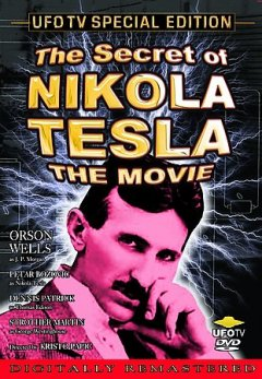 The secret of Nikola Tesla the movie cover image