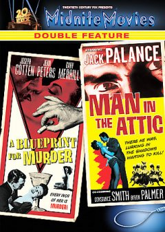 A blueprint for murder cover image