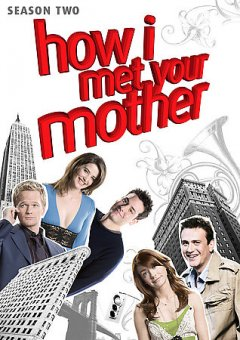 How I met your mother. Season 2 cover image