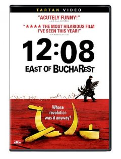 12:08 east of Bucharest cover image