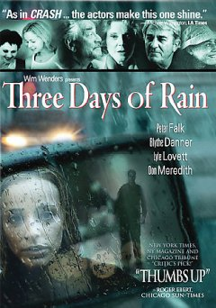 Three days of rain cover image