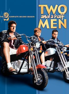 Two and a half men. Season 2 cover image
