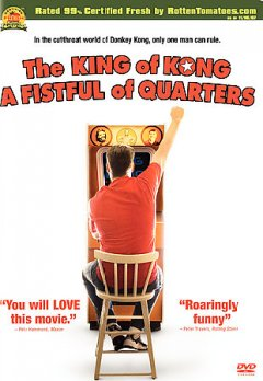 King of Kong. A fistful of quarters cover image
