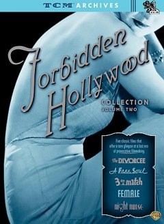 Forbidden Hollywood collection. Vol. 2 cover image