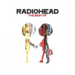 Radiohead the best of cover image