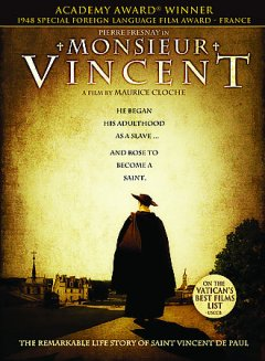 Monsieur Vincent cover image