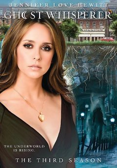 Ghost whisperer. Season 3 cover image