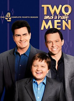 Two and a half men. Season 4 cover image
