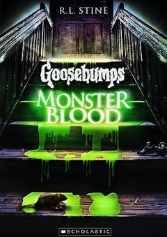 Monster blood cover image