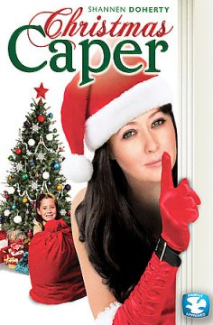 Christmas caper cover image