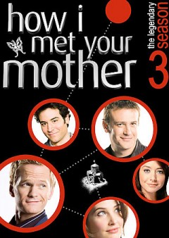 How I met your mother. Season 3 cover image