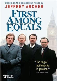 First among equals cover image