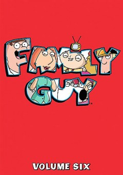 Family guy. Volume 6 cover image