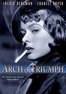 Arch of triumph cover image