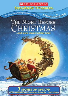 The night before Christmas and more classic holiday tales cover image