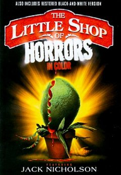 The little shop of horrors cover image