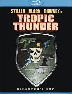 Tropic thunder cover image