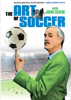 The art of soccer cover image