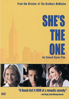 She's the one cover image