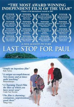 Last stop for Paul cover image