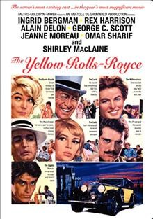 The yellow Rolls-Royce cover image