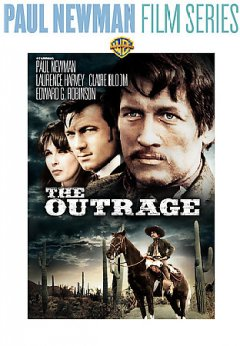 The outrage cover image