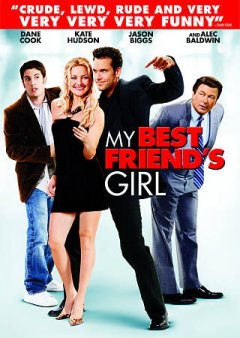 My best friend's girl cover image