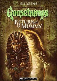 Return of the mummy cover image