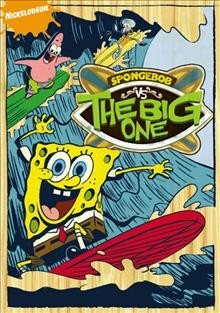 SpongeBob vs. The Big One cover image