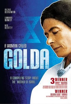 A woman called Golda cover image